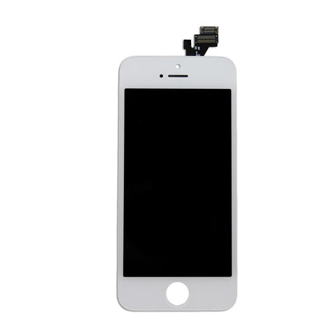 iPhone 5 LCD Digitizer Display weiss