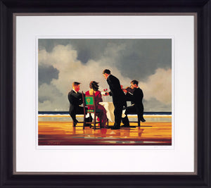 Elegy for the Dead Admiral (Small) - Jack Vettriano - Antidote Art