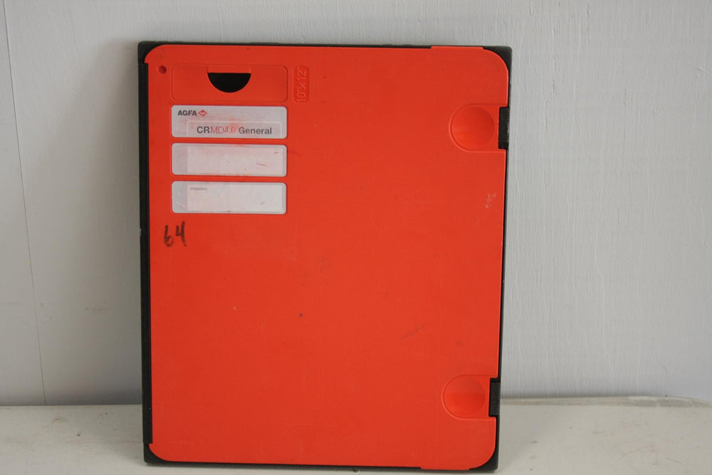 AGFA CR MD4.0 10x12 General FOR CR 85-X, CR 35-X CR 25X, CR 75X, CR ADC Compact, CR SOLO.