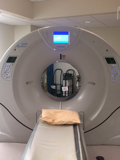 2011 Toshiba Aquilion One 320 slice CT Scanner