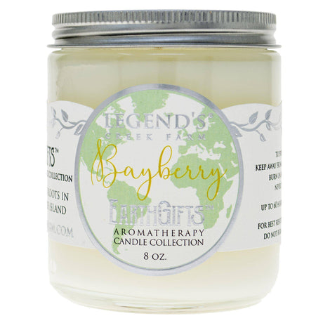 Bayberry Aromatherapy Candle