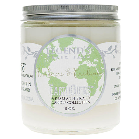 Cashmere & Cardamom Aromatherapy Candle