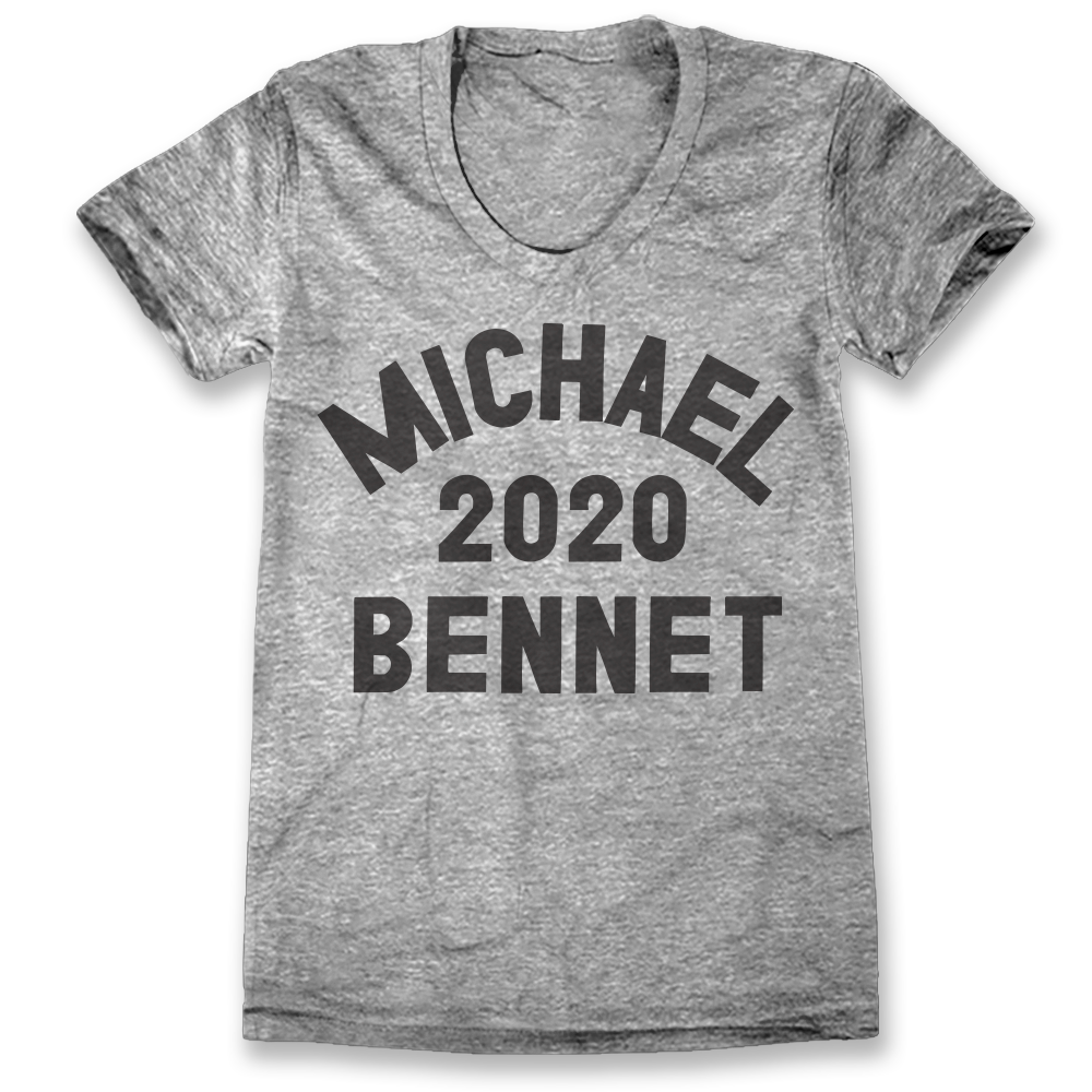 Michael Bennet 2020 T-Shirt