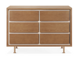 Nurseryworks Novella Dresser 6 Drawer