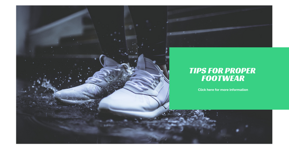 Tips for Proper Footwear