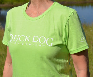 Ladies Duck Dog Clothing (Front)- SALE