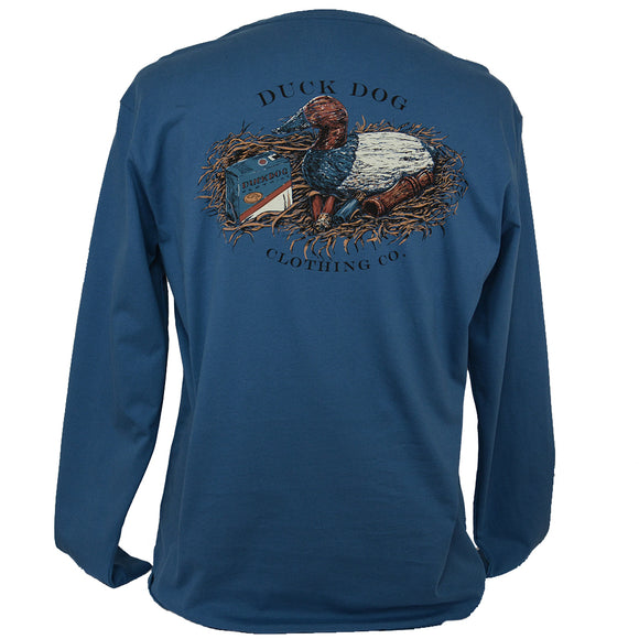Long Sleeve Pocket T's - Canvas Decoy