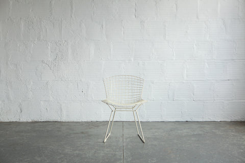Bertoia Side Chair For Knoll