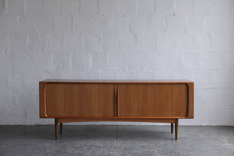 Credenza, MCM, Modern, Simple, Danish, Low