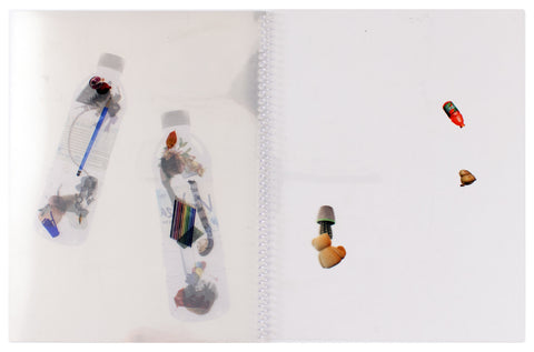 Asha Schechter: Transparency Book