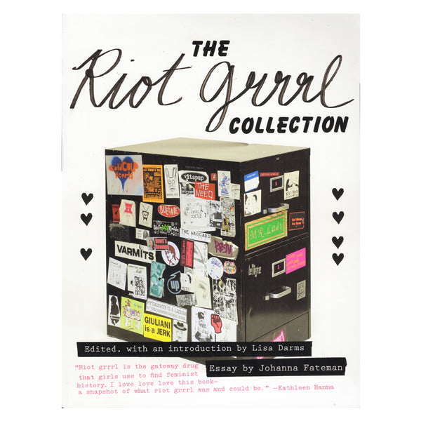 Lisa Dars, ed.: The Riot Grrrl Collection