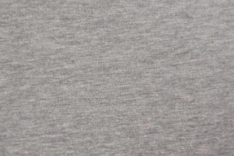 Plain French Terry - Grey Marl