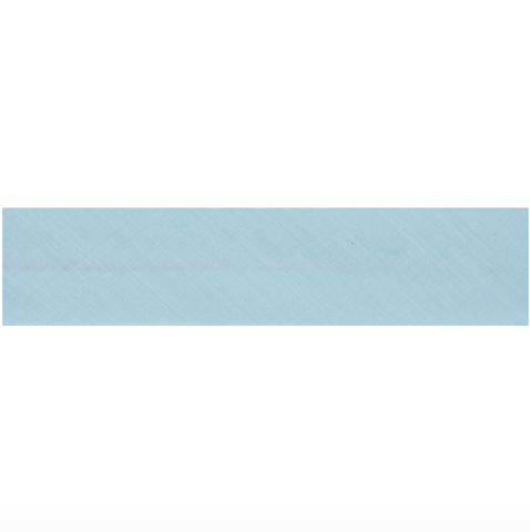 Sky Blue Bias Binding 13mm