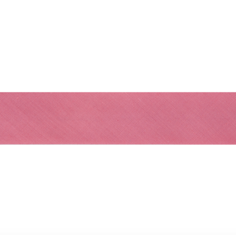 Pink Bias Binding 13mm