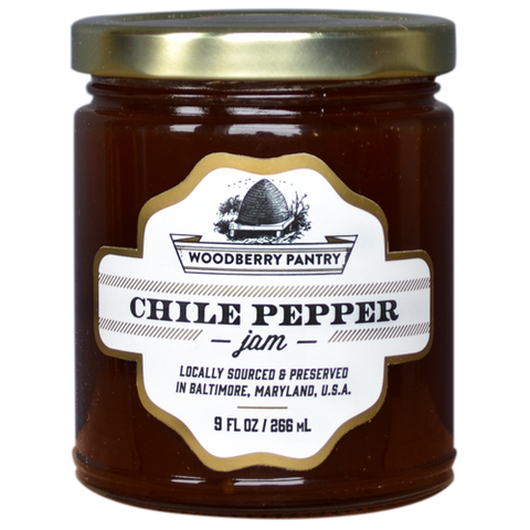 Chile Pepper Jam