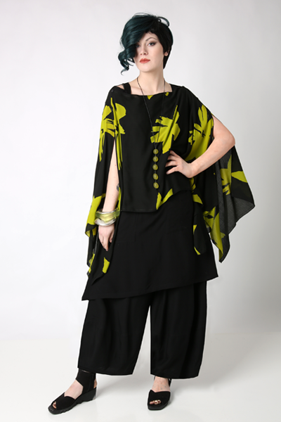 Shown w/ Wide Neck Tunic and Alamo Pant