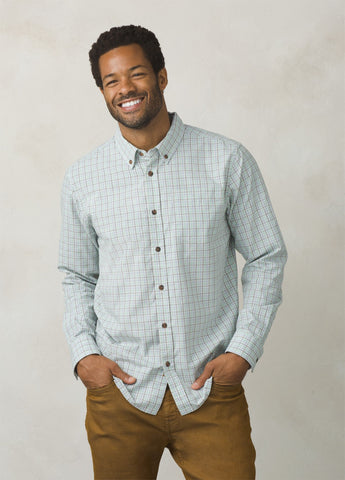 Prana Broderick LS Button Down