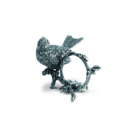 Vagabond House Song Bird Napkin Ring