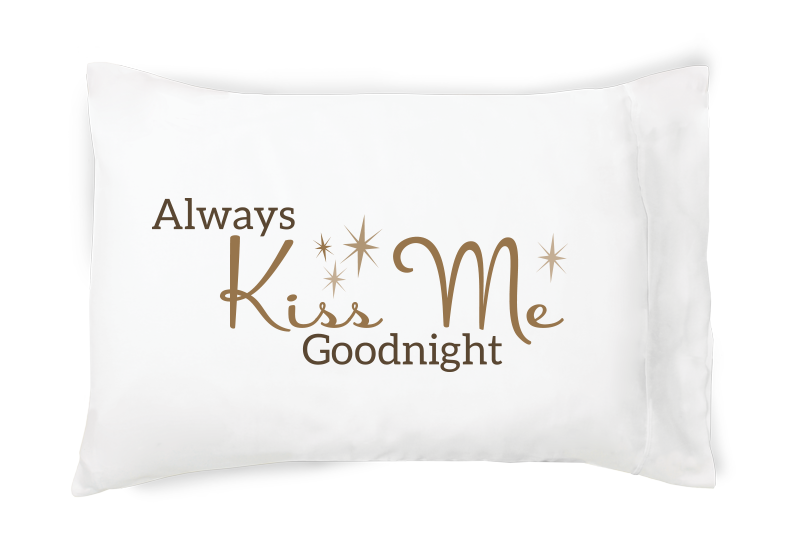 Always Kiss Me Goodnight Set/2