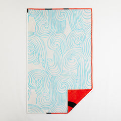 Oversized Beach Towel - Lilia