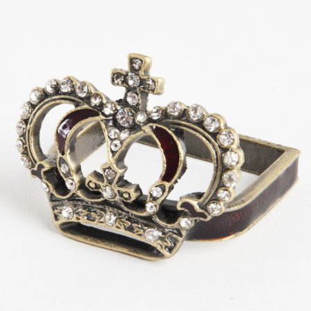 Saro Crown Napkin Ring