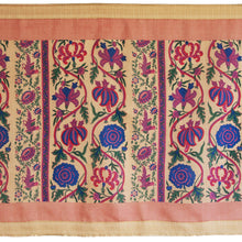 Ahalaya Designer Cotton Silk Shawl - Parekh Bugbee