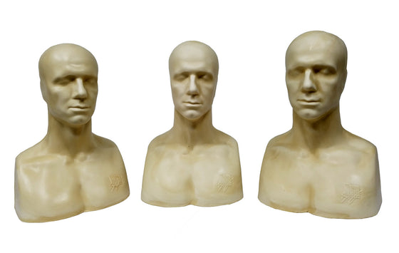 Ed Head Life Size Sculpting Armature