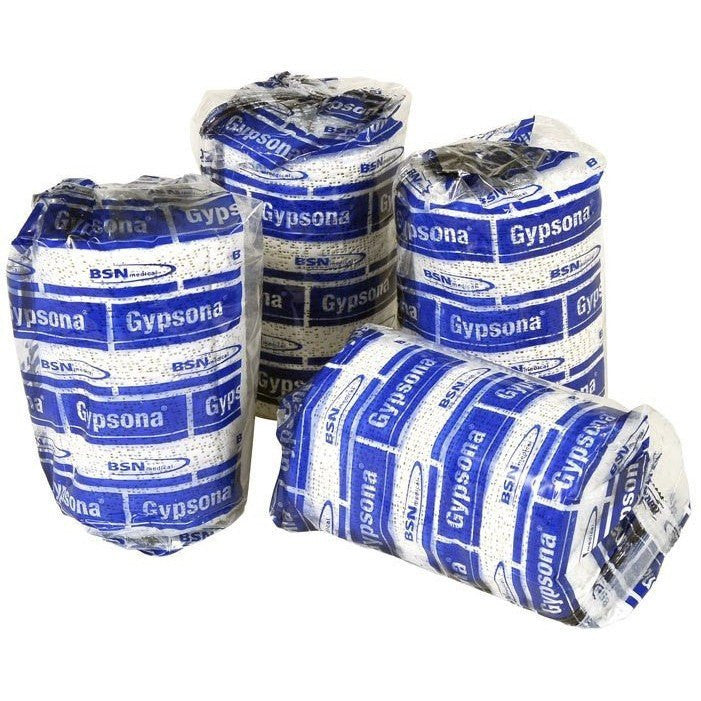 Tools - Gypsona Plaster Bandages - For Creating Quick Support Shells