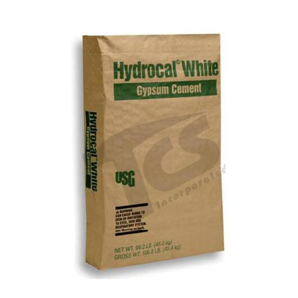 Hydrocal White Gypsum Cement