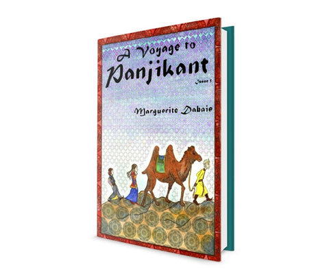 A Voyage to Panjikant Issue 1