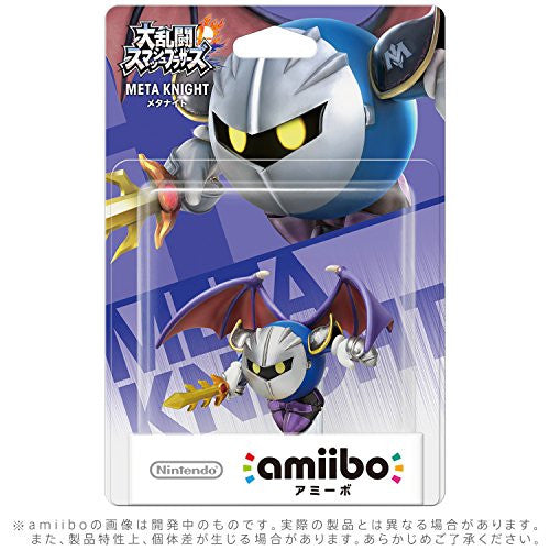 amiibo Super Smash Bros. Series Figure (Meta Knight)