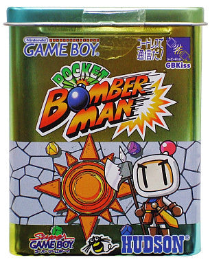 Pocket Bomberman [Tin Box]