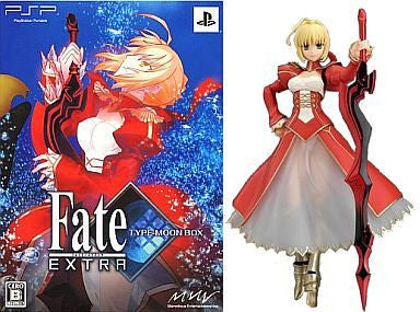 Fate/Extra [Type Moon Box Edition] - Figma #SP-001