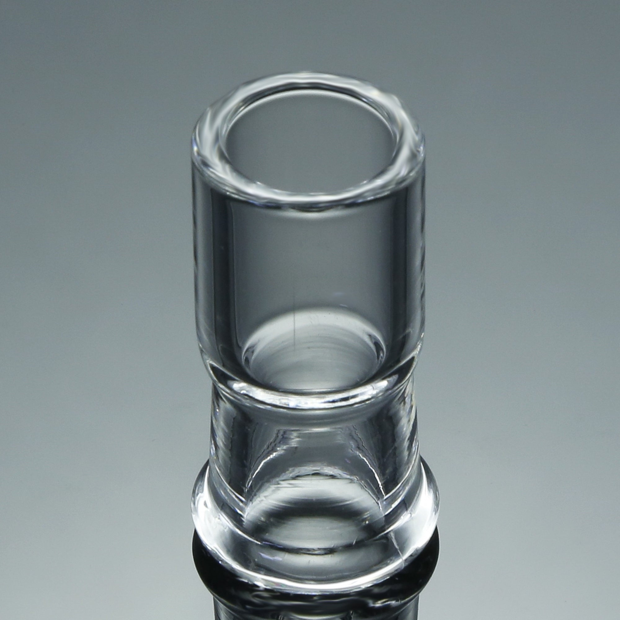 Clear Non Ground Dome (19mm)
