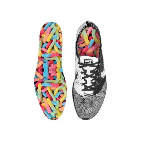 Gummy Worms Custom Insoles