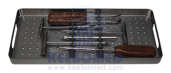 Compression Bone Plating Kit 3.5/4.0mm