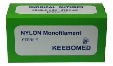 KeeboMed Sutures Sutures Nylon Monofilament