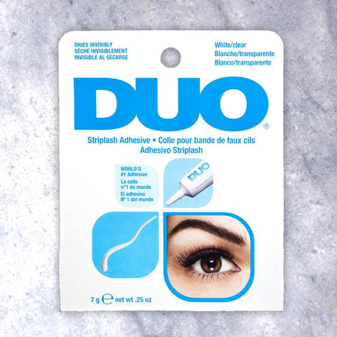 Duo False Eyelash Glue (Clear)
