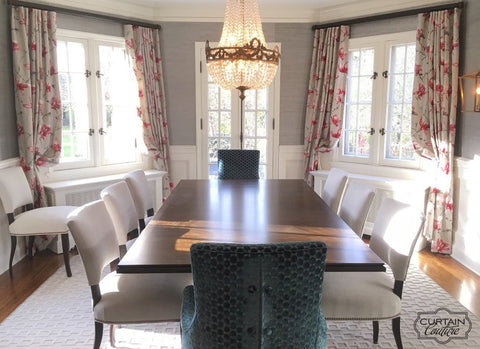 North shore Project by Lisa Wolfe Design & Curtain Couture