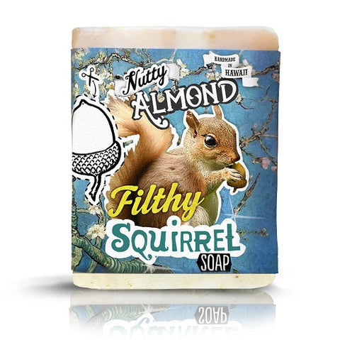 Filthy Squirrel - Nutty Almond Coconut