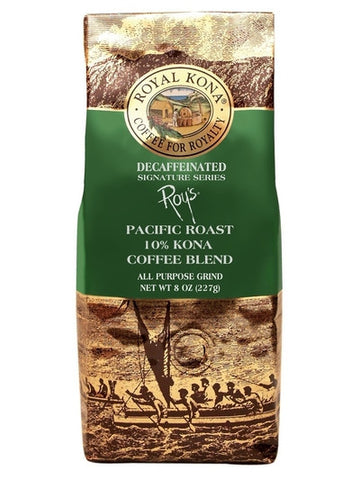 Roy's Pacific Roast DECAF 8 oz