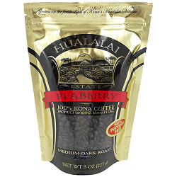 Peaberry 100% Kona Coffee 7 oz