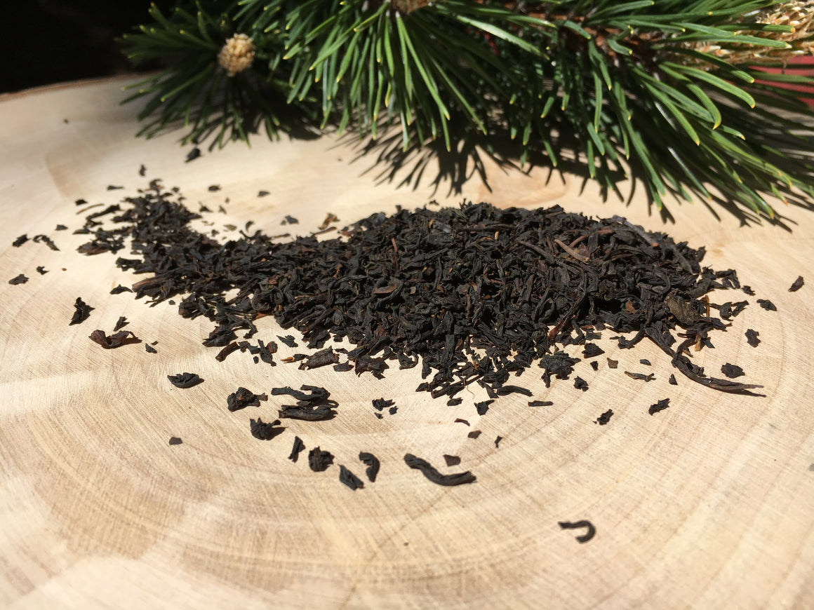 Lapsang Souchong - Smoked Black Tea