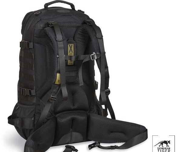 TT TROOPER PACK, 45 L., Sort
