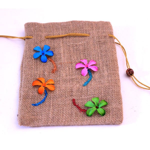 Personalised Jute Pouch