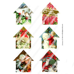 Christmas Collage Sheet 139 Save 50%