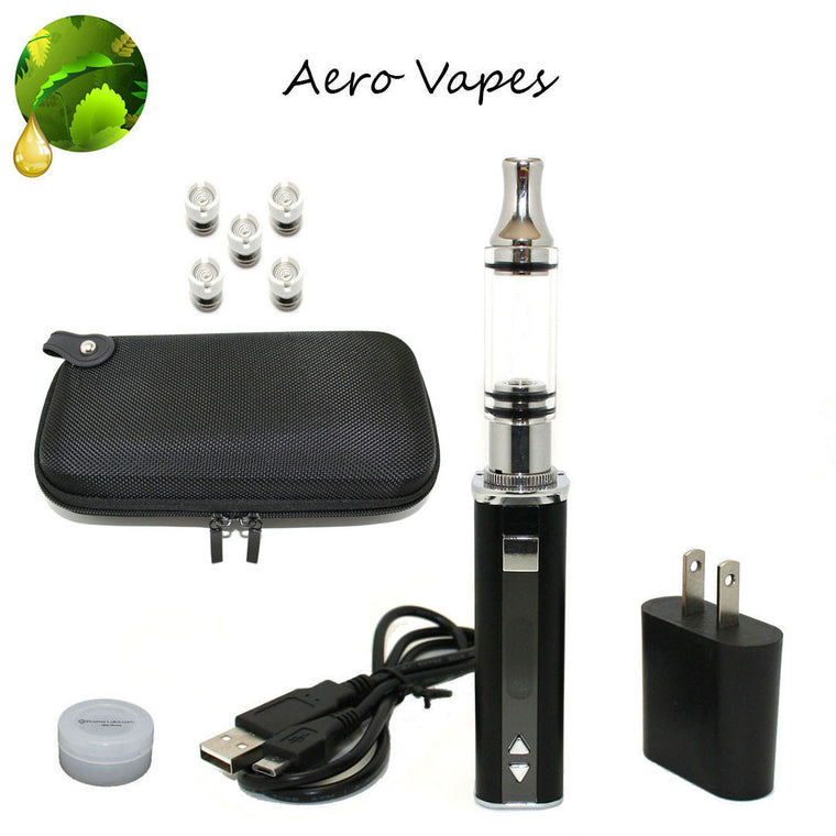 Aero 2200 Vaporizer Kit with Pancake Atomizer