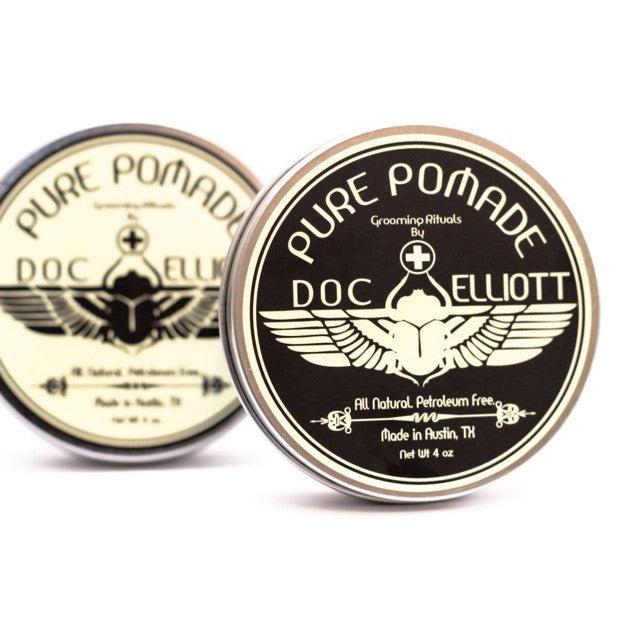 Classic Pomade Black Label