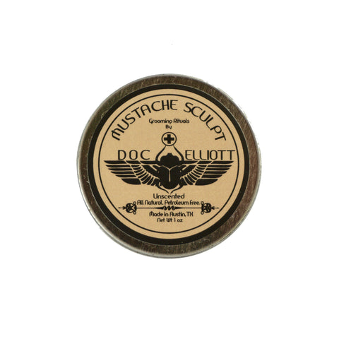 Mustache Sculpt White Label