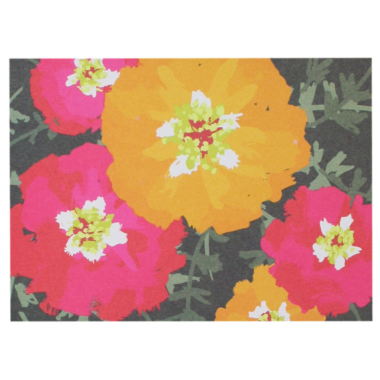 Moss Roses Boxed Note Cards
